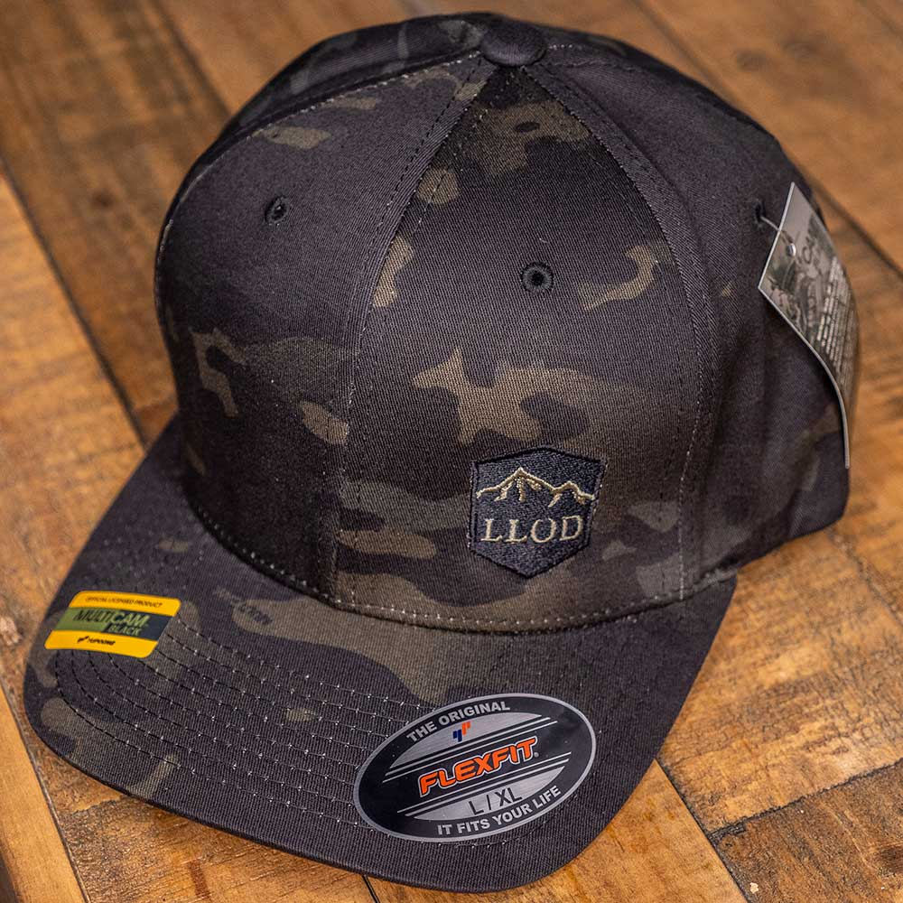 6c0c4c34fd483 LLOD MultiCam Black Flexfit Hat