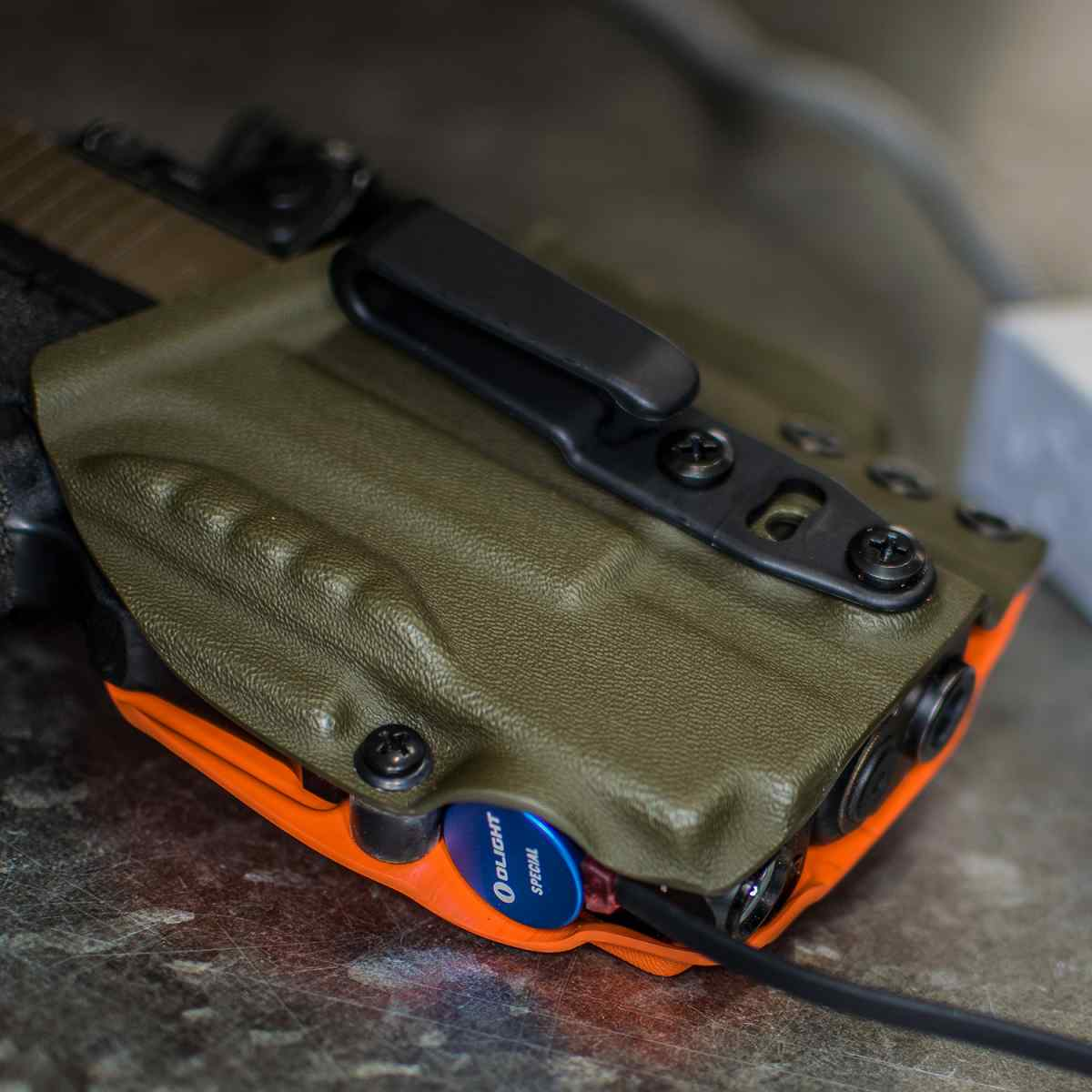 Olight PL-Mini Valkyrie Holster by LLOD (charging capable) | LLOD