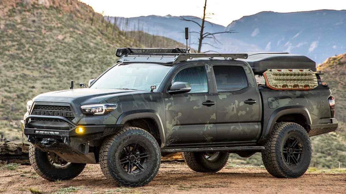 Build A Toyota >> Overland Tacoma Build Llod